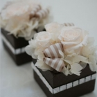 作品No. P1-040: size: 7x7x9cm  (Preserved Flower 〜¥4,000)