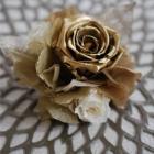 作品No. P1-022: size: 10x9x5cm  (Preserved Flower 〜¥4,000)