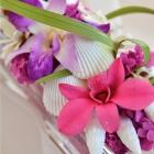 作品No. P1-046: size: 19x7x10cm  (Preserved Flower 〜¥4,000)