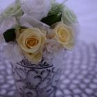 作品No.P2-064 size: 13x13x18cm  (Preserved Flower ¥4,000〜¥8,000)