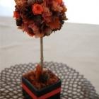 作品No.P2-052 size: 14x14x33cm  (Preserved Flower ¥4,000〜¥8,000)