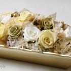 作品No. P3-003 size: 30x13x12cm(Preserved Flower ¥8,000〜¥12,000)