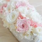 作品No.P3-018 size: 30x12x12cm  (Preserved Flower ¥8,000〜¥12,000)
